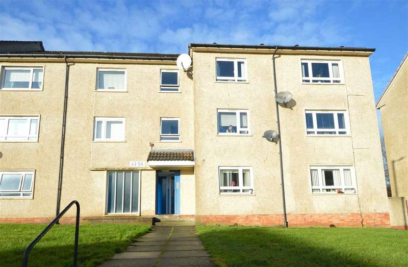 1 Bedroom Apartment Flat for sale in Brankholm Brae, Hamilton