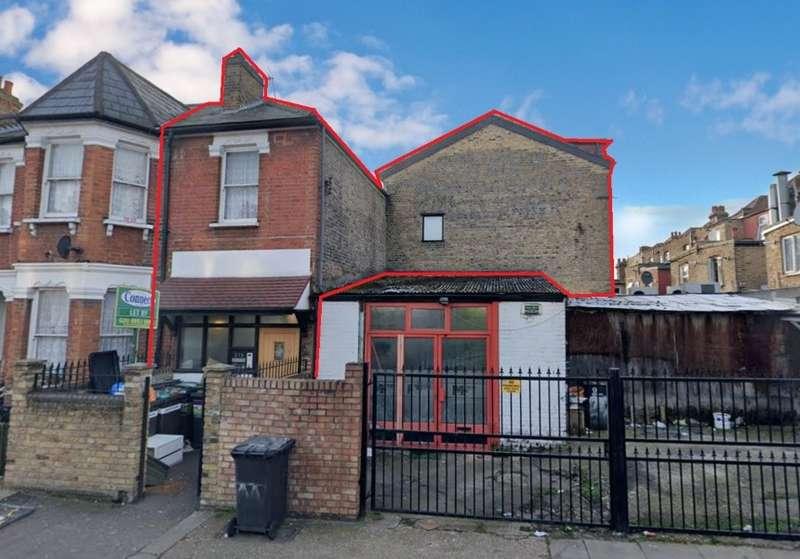 12 Bedrooms End Of Terrace House for sale in Mount Pleasant Road, Tottenham, London, N17 6HD