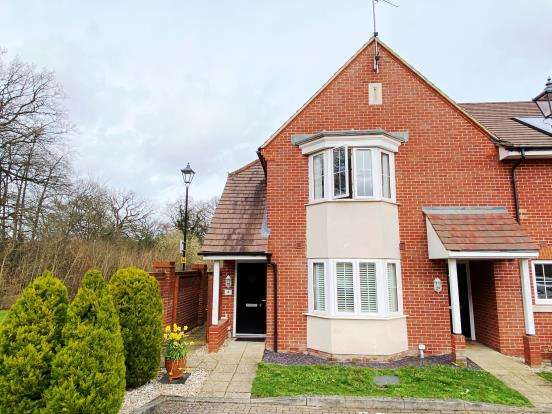 1 Bedroom Maisonette Flat for sale in Hartley Wintney, Hook, Hampshire