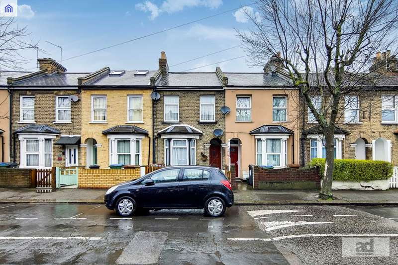 2 Bedrooms Terraced House for sale in STEWART ROAD E15