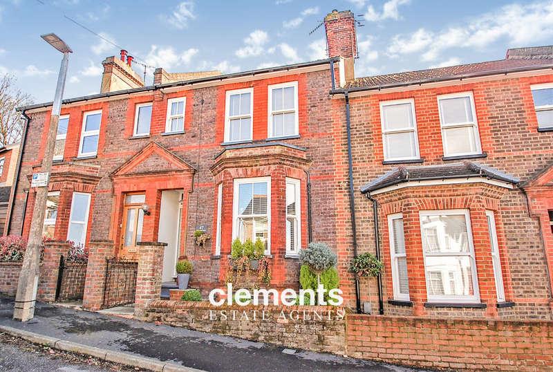 2 Bedrooms Terraced House for sale in Old Town, Hemel Hempstead