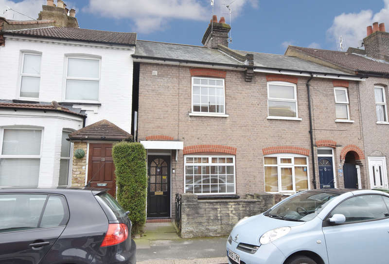 2 Bedrooms Terraced House for sale in Holywell Road, Watford