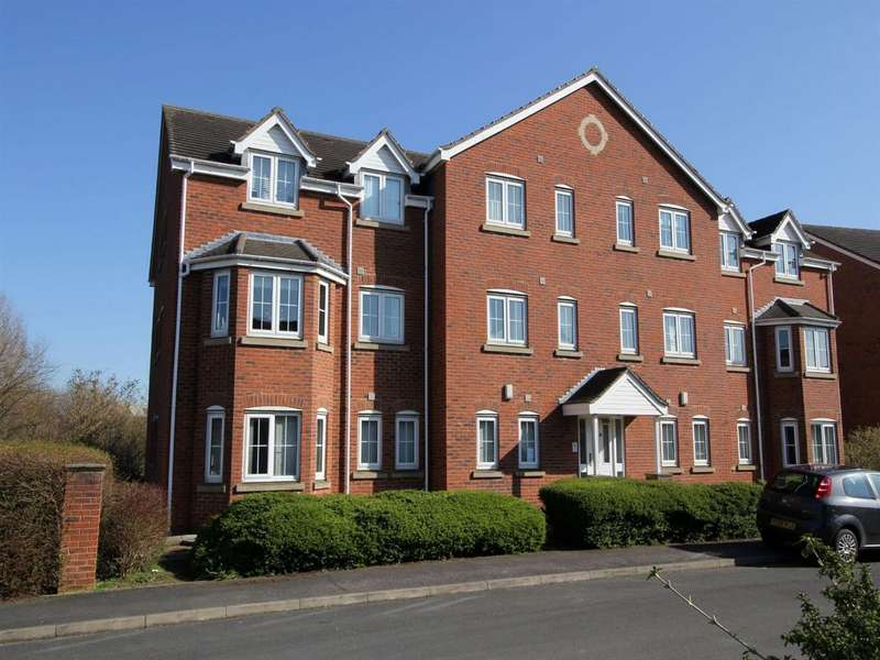 2 Bedrooms Apartment Flat for sale in Lakeside Court, Normanton