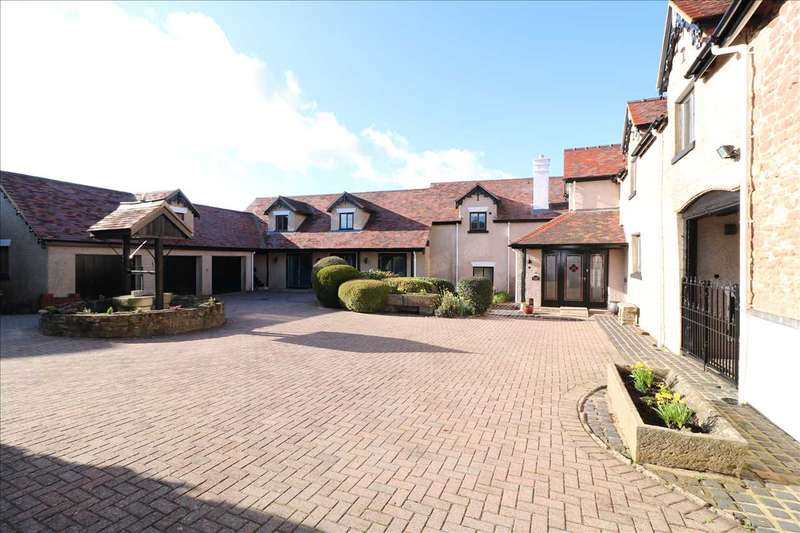 9 Bedrooms Detached House for sale in Ashfield Park Road, Rectory Farm, Ross-on-Wye