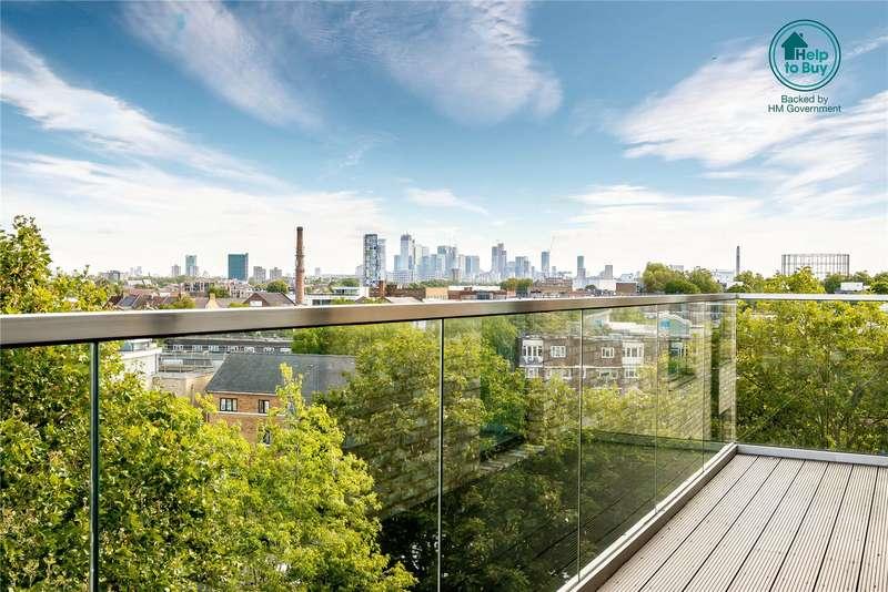 2 Bedrooms Apartment Flat for sale in Sumner Road, Sumner Road, London, SE15