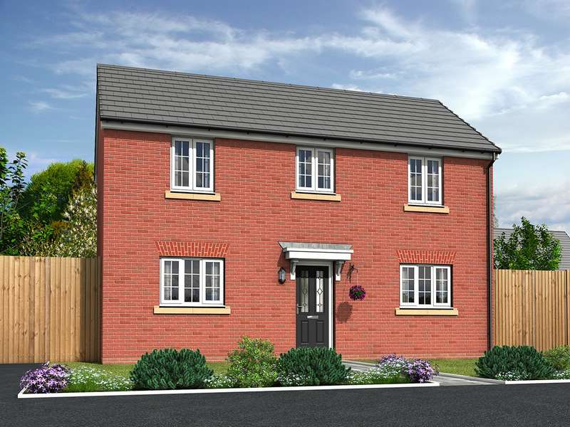 3 Bedrooms Detached House for sale in Plot 106 Brancaster, Calder View, Daniel Fold Lane, Catterall, PR3