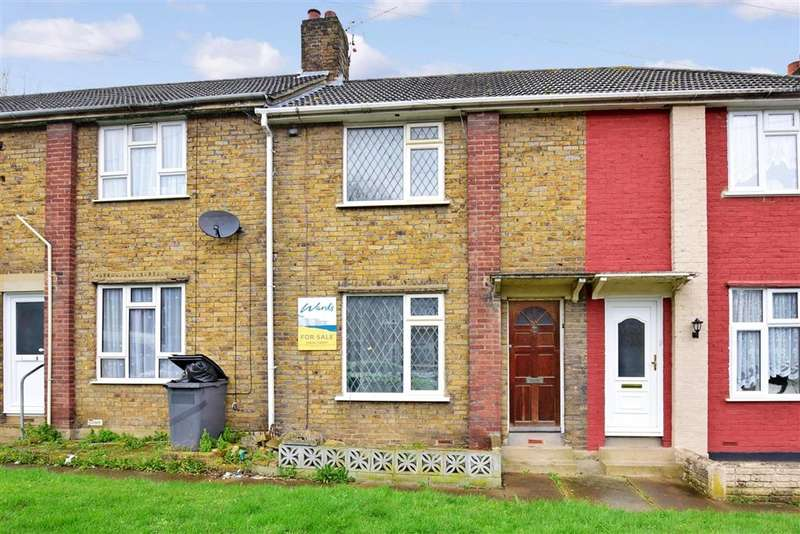 2 Bedrooms Terraced House for sale in Darnley Road, , Strood, Rochester, Kent