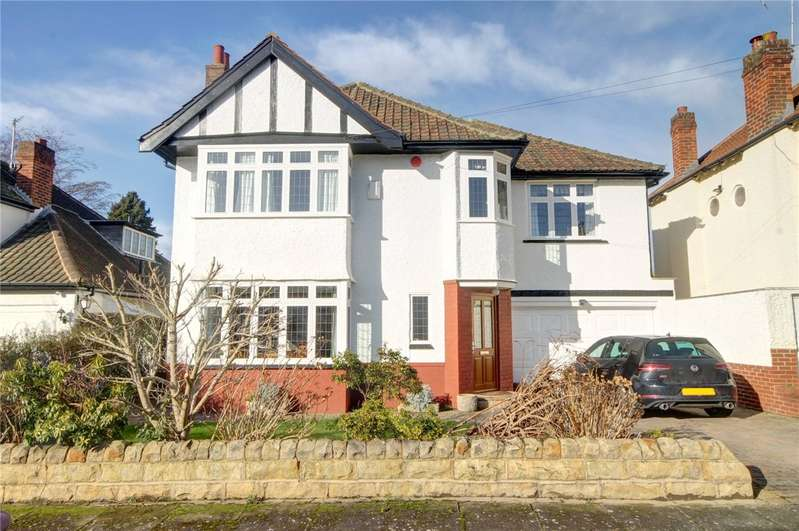 5 Bedrooms Detached House for sale in Linwood Grove, Darlington, DL3