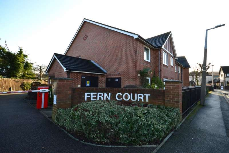 2 Bedrooms Apartment Flat for sale in Fern Court, 11 East Street, Bexleyheath, DA7