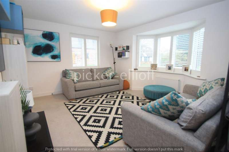 4 Bedrooms Detached House for sale in Frezenberg Close, Burbage