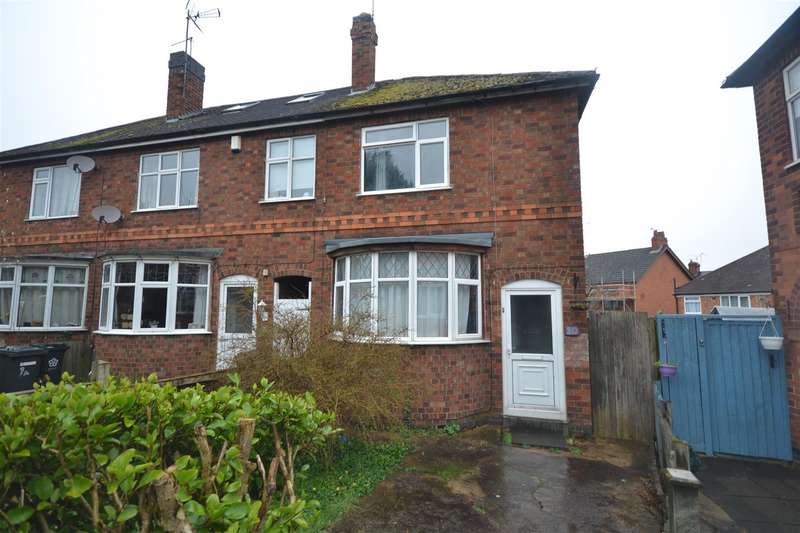 2 Bedrooms Semi Detached House for sale in Richmond Close, Leicester