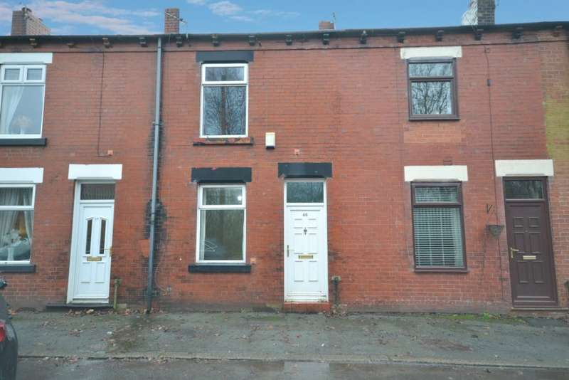 2 Bedrooms Terraced House for sale in Railway Street, Hindley, Wigan, wn2 2ql