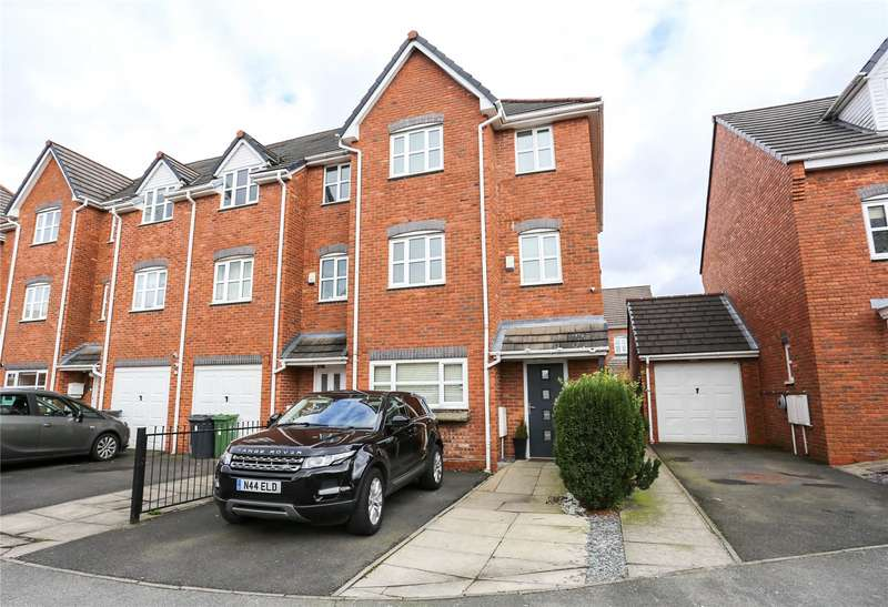 5 Bedrooms Semi Detached House for sale in Cromwell Avenue, Reddish, Stockport, SK5