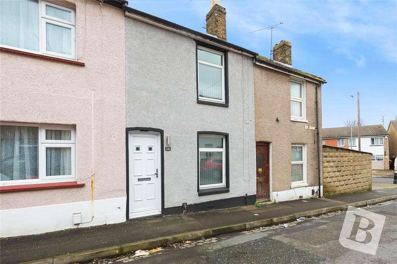 2 Bedrooms Terraced House for sale in Elliott Street, Gravesend, Kent, DA12