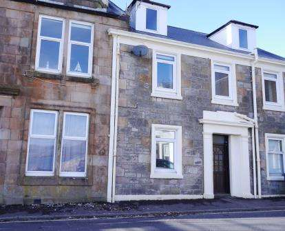 1 Bedroom Flat for sale in Crichton Street, Millport