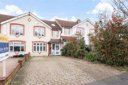 4 Bedrooms House for sale in Wickham Chase, West Wickham
