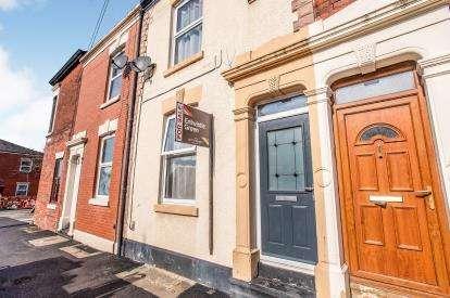 2 Bedrooms Terraced House for sale in Ripon Street, Plungington, Preston, Lancashire, PR1