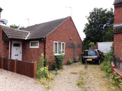2 Bedrooms Bungalow for sale in Brackenfield Way, Thurmaston, Leicester, Leicestershire