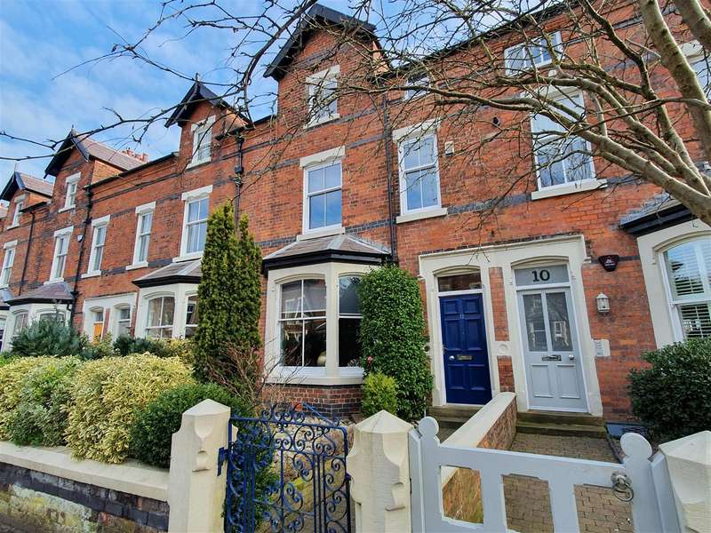 5 Bedrooms Terraced House for sale in Cecil Street, Lytham