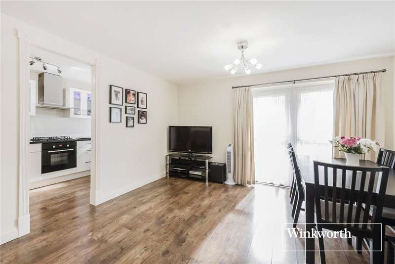 2 Bedrooms Flat for sale in Springfield Close, Woodside Park, London, N12