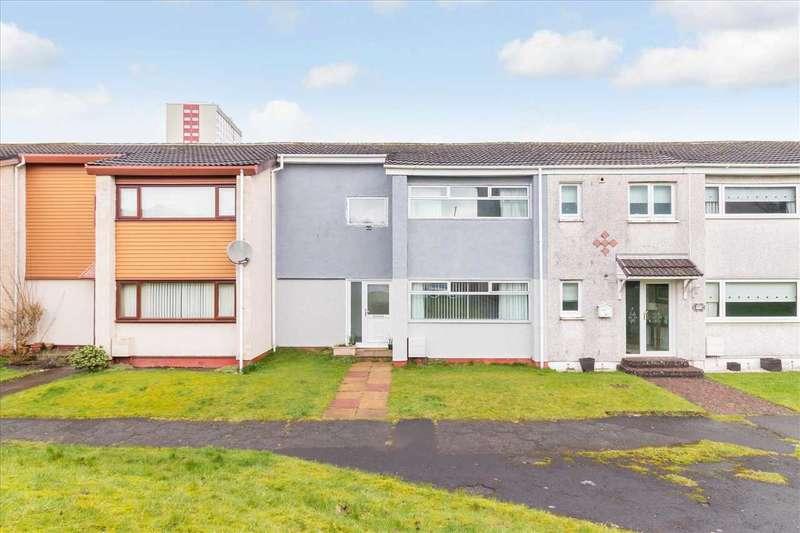 4 Bedrooms Terraced House for sale in Jura, St Leonards, EAST KILBRIDE