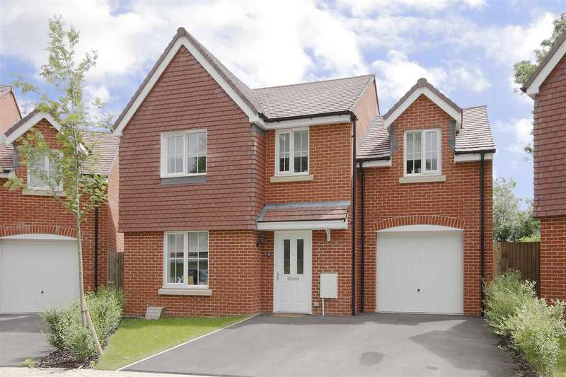 4 Bedrooms Detached House for sale in Thompson Road, Tidworth
