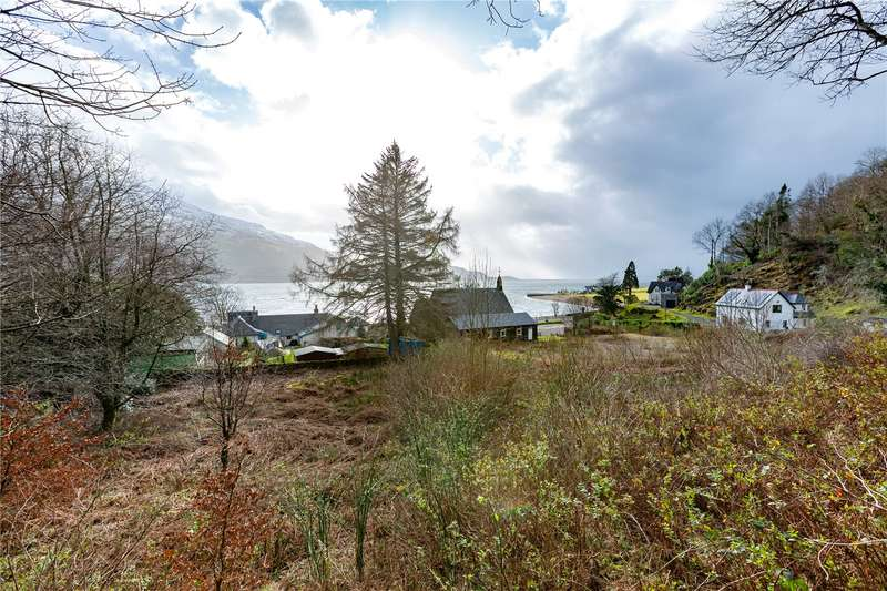 Land Commercial for sale in Plot 3, The Glebe, Onich, PH33