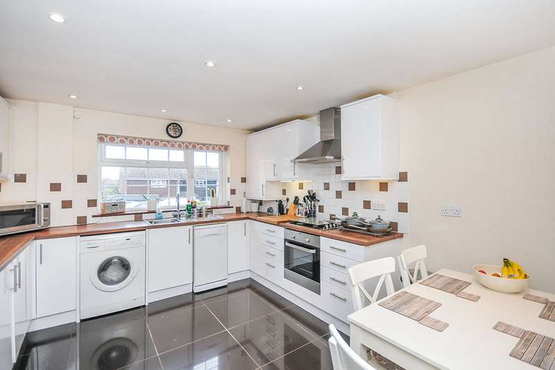 3 Bedrooms House for sale in Wisteria Gardens, Swanley, Kent, BR8