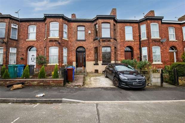 5 Bedrooms Terraced House for sale in Victoria Terrace, Manchester