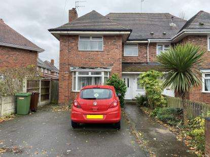 3 Bedrooms Semi Detached House for sale in Marsh Lane, Fordhouses, Wolverhampton, West Midlands