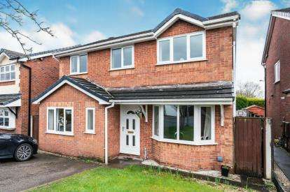 4 Bedrooms Detached House for sale in Sandalwood, Westhoughton, Bolton, Greater Manchester, BL5