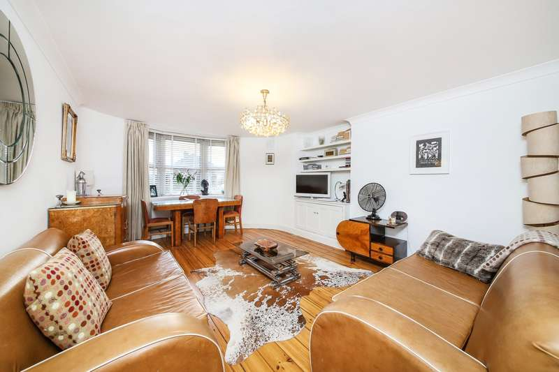 2 Bedrooms Apartment Flat for sale in Central Hill, Upper Norwood