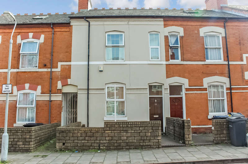 3 Bedrooms Terraced House for sale in Warstone Terrace, Handsworth