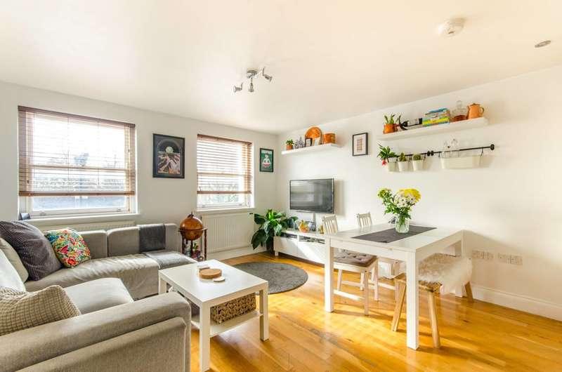 2 Bedrooms Flat for sale in Philip Lane, Tottenham, N15