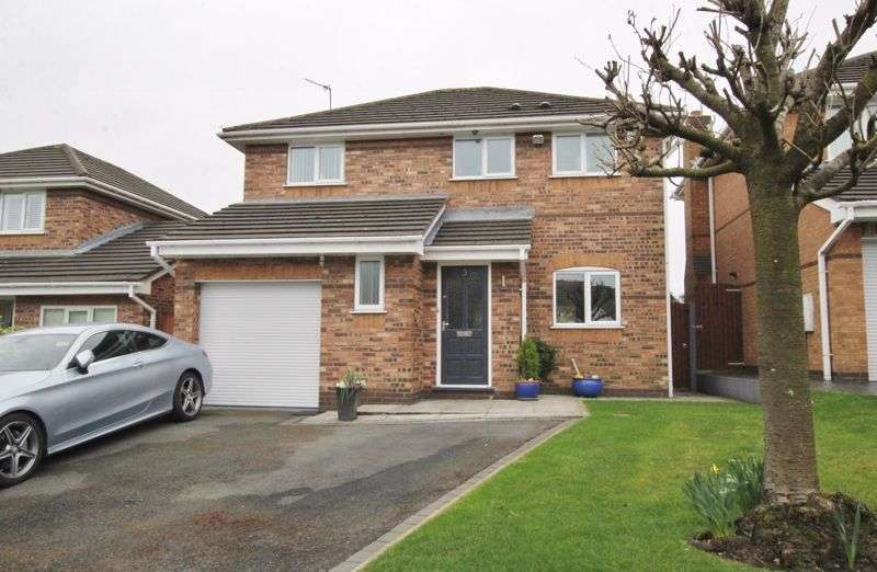 4 Bedrooms Property for sale in Staniforth Place, Childwall, Liverpool, L16