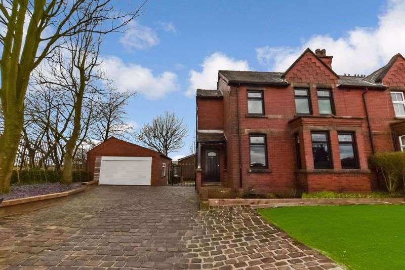 3 Bedrooms Property for sale in Junction Road West, Lostock, Bolton BL6 STUNNING VIEWS, BEAUTIFUL INTERIOR, NO CHAIN
