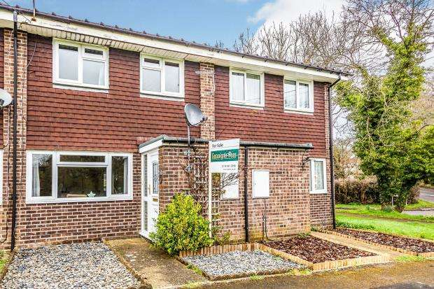 3 Bedrooms Terraced House for sale in Tadley, Hampshire