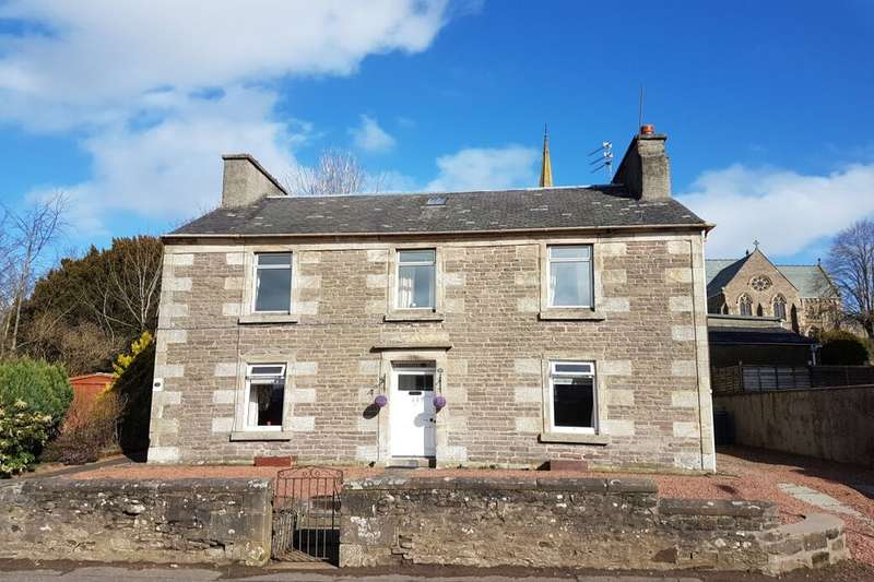 2 Bedrooms Flat for sale in Hyndford Road, Lanark, ML11
