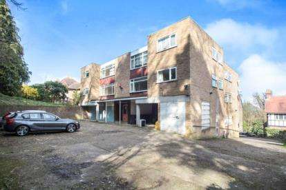 1 Bedroom Flat for sale in Idenbury Court, Downs Road, Luton, Bedfordshire