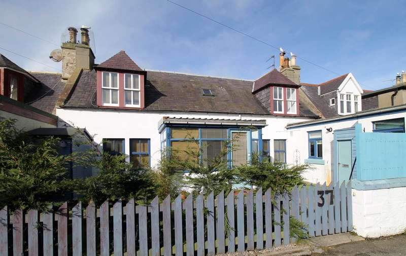 3 Bedrooms Terraced House for sale in Park Street, Nairn