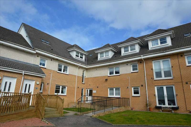 2 Bedrooms Apartment Flat for sale in Eden Court, Airdrie