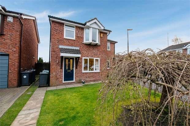 4 Bedrooms Detached House for sale in Brandon Close, brandlesholme bury, Lancashire