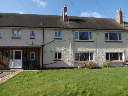 2 Bedrooms Flat for sale in Gorlan, ., Conwy, North Wales, LL32