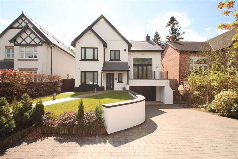 4 Bedrooms Detached House for sale in Warren Drive, ALTRINCHAM, Hale Barns Altrincham
