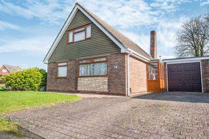 4 Bedrooms Detached House for sale in St. Barnabas Close, Gloucester, Gloucestershire, Gloucs