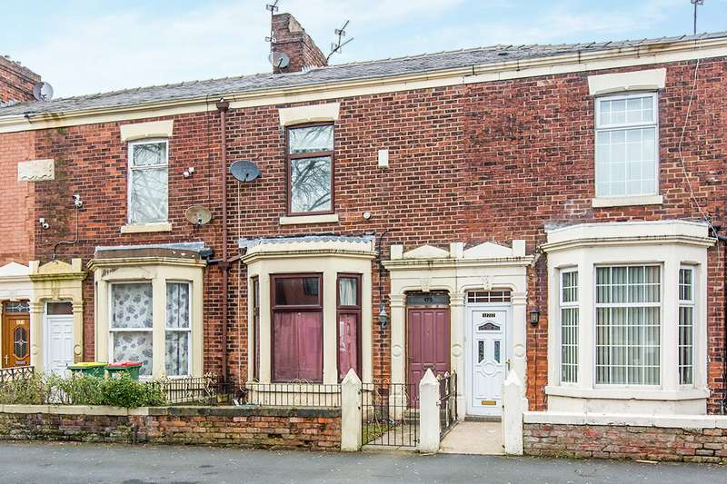 2 Bedrooms House for sale in St. Georges Road, Preston, Lancashire, PR1