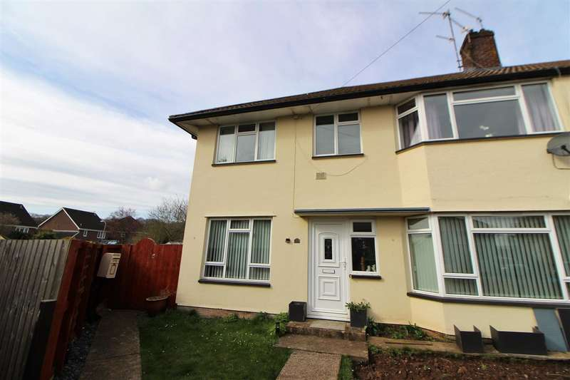 3 Bedrooms Maisonette Flat for sale in St Tathans Place, Caldicot