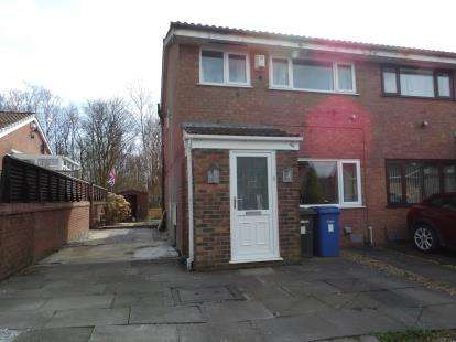 3 Bedrooms Semi Detached House for sale in Draperfield, Chorley, Lancashire