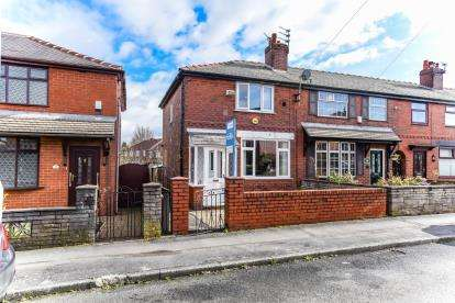 3 Bedrooms Semi Detached House for sale in Albion Drive, Droylsden, Manchester, Greater Manchester