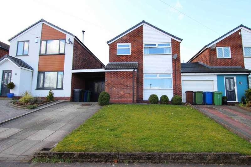 4 Bedrooms Detached House for sale in Sandgate Road, Whitefield